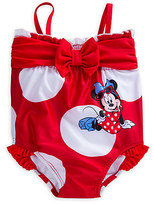 Disney Minnie Mouse Bow Swimsuit for Baby