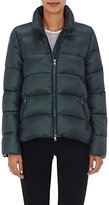 Moncler Women's Himawari Down-Quilted Jacket-GREEN