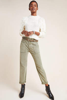 Anthropologie Taryn Slouched Trousers
