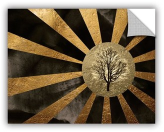 ArtWall Moon Tree Removable Wall Art Mural