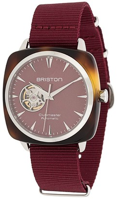 Briston Watches Clubmaster Iconic Acetate Watch