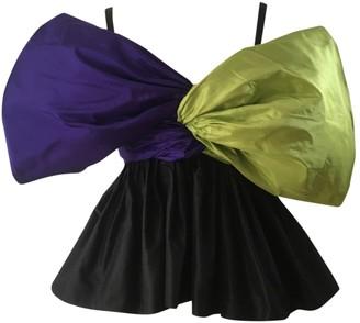 Isa Arfen Multicolour Silk Tops