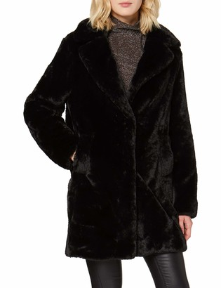 New Look Tall Women's Ta Op Li Faux Fur Coat