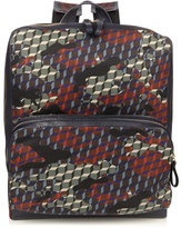 Pierre Hardy Camocube-print Backpack