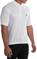 Canari Paceline Cycling Jersey - Zip Neck, Short Sleeve (For Big Men)