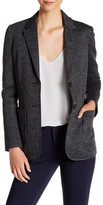 ATM Anthony Thomas Melillo Bonded Knit Sport Blazer