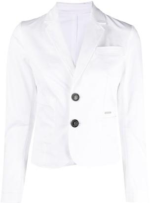 DSQUARED2 Cotton-Gabardine Blazer