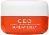 Sunday Riley C.E.O. C + E antiOXIDANT Protect + Repair Moisturizer