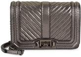 Rebecca Minkoff Small Textured Leather Crossbody Bag