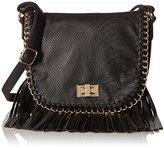 Call it SPRING Abbyville Fringe Cross Body Bag