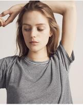 Rag & Bone Linen crewneck t-shirt