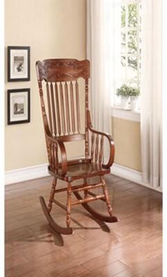 Canora Grey Lula Rocking Chair