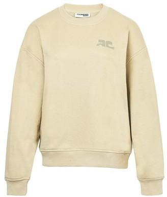 Courreges Long-sleeved sweatshirt