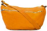 Guidi zip messenger bag - unisex - Buffalo Leather - One Size