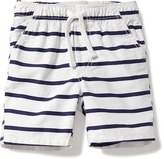 Old Navy Twill Drawstring Shorts for Baby