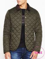 Barbour Heritage Drill Quilted Jacket