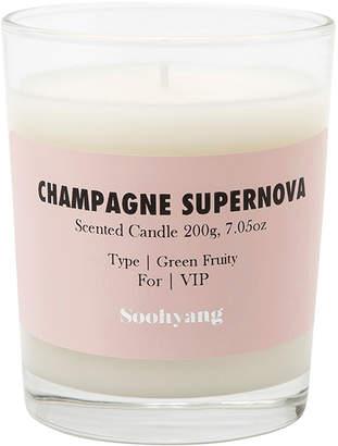 Soohyang Champagne Supernova Candle, 7.05 oz./ 200 g