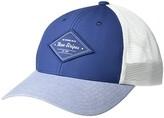 adidas Printed Mesh Back Hat (Tech Indigo) Caps