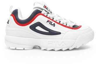 Fila Disruptor Lace-Up Sneakers