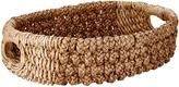 Houseology Murmur Banana Rope Basket With Handles
