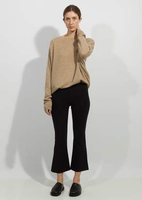 Dusan Viscose Blend Flared Pants