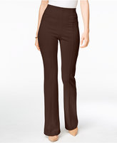 INC International Concepts Petite High-Waist Bootcut Pants, Only at Macy's