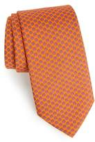 Vineyard Vines Men's Clemson Silk Tie