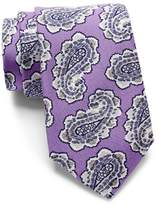Eton Fancy Paisley Silk Tie