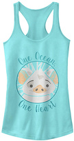 Fifth Sun Moana Pua 'One Ocean, One Heart' Racerback Tank - Juniors