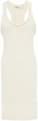 alexanderwang.t Cotton-blend Dress