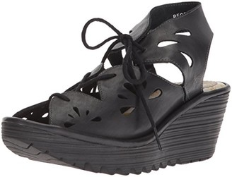 Fly London Women's YOTE828FLY Wedge Sandal