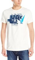 Nautica Men's Nyc Outline Graphic T-Shirt