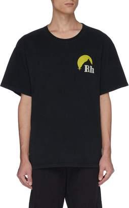 Rhude 'Moonlight' logo print T-shirt