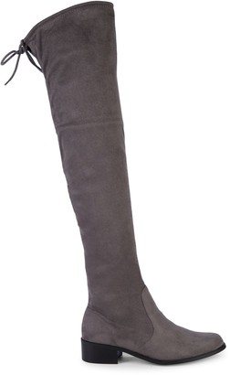 Charles by Charles David Gammon Microsuede Over-The-Knee Boots