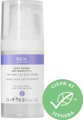 Ren Skincare Keep Young and Beautiful Anti-Aging Eye Cream