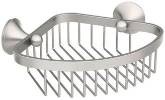 Moen Wynford Shower Basket, Brushed Nickel