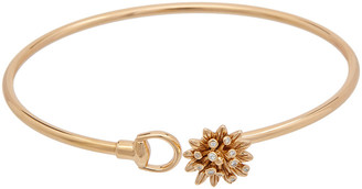 Gucci Flora 18K 0.07 Ct. Tw. Diamond Bracelet