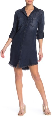 Velvet Heart Lima Chambray Shirt Dress
