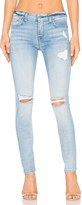 7 For All Mankind The Destroy Ankle Skinny