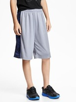 Old Navy Go-Dry Cool Mesh-Panel Shorts for Boys