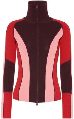 Isabel Marant Laddie stretch-knit jacket