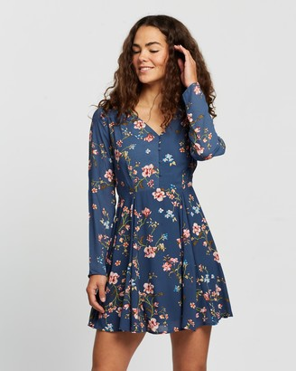 Only Claire LS Short Dress