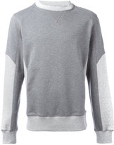 Belstaff block colour sweatshirt