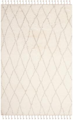 Safavieh Casablanca Wool Hand-Knotted Rug