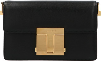 Tom Ford shiny Grained Bag