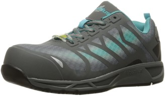 Nautilus 2485 Women's Advanced ESD Nano Carbon Fiber Safety Toe Athletic Work Shoe