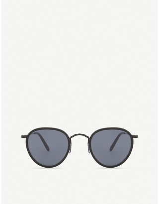 Oliver Peoples Ov1104s round-frame sunglasses