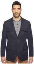 Kroon Hozier Three-Button Hybrid Blazer Men's Coat