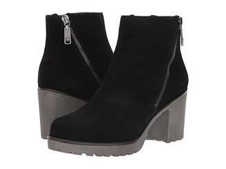 Blondo Skye Waterproof (Black Suede) Women's Boots