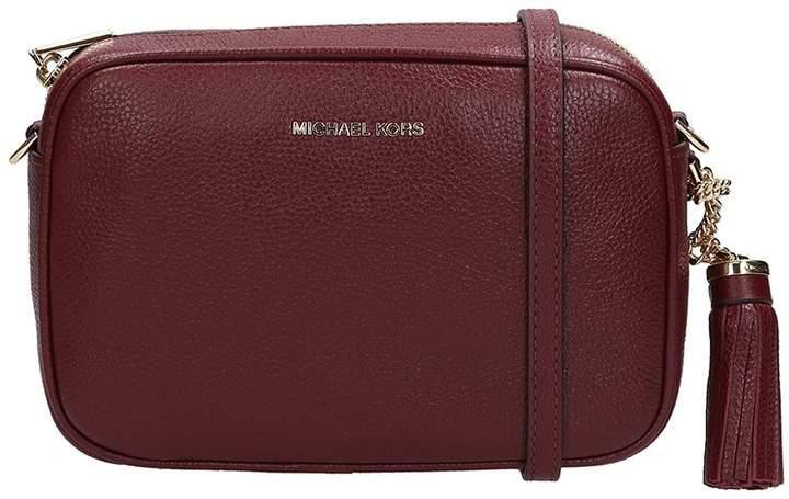 64b7d8e52b41 Michael Kors Ginny Bag - ShopStyle